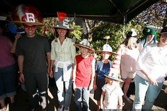 funny hat contestants   family spells B e a c h    M…