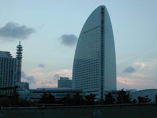 Intercontinental The Grand Hotel. Yokohama Japan 横浜- ヨコハマ グランド インターコンチネンタルホテル