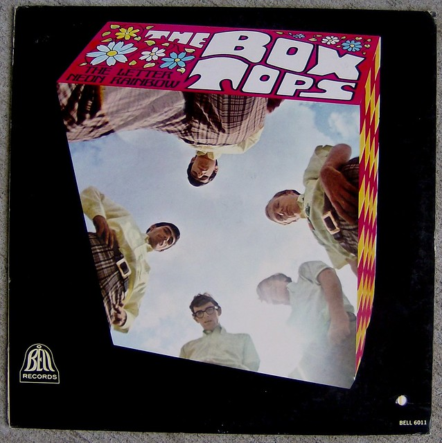 The Box Tops / The Letter-Neon Rainbow | ARTIST: The Box Top ...