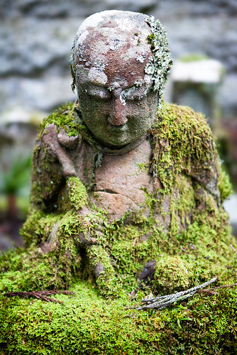 Little Buddha : Okunoin, Koyasan, Wakayama, Japan / Japón by Lost in Japan, by Miguel Michán
