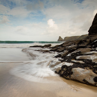 Bossiney Shore Break
