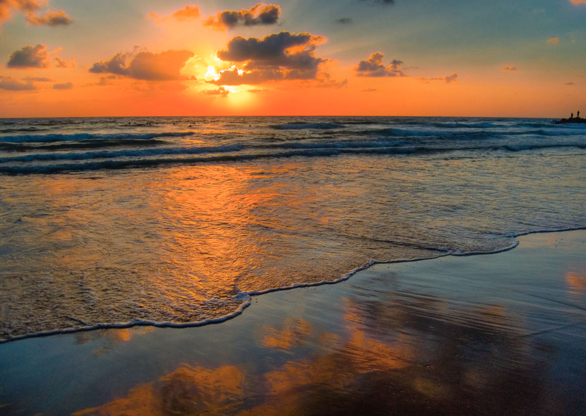 Israel Sunrise Sunset ...
