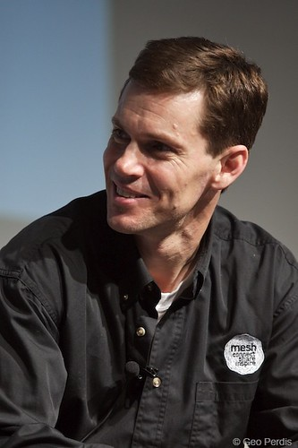 Mark Evans at mesh