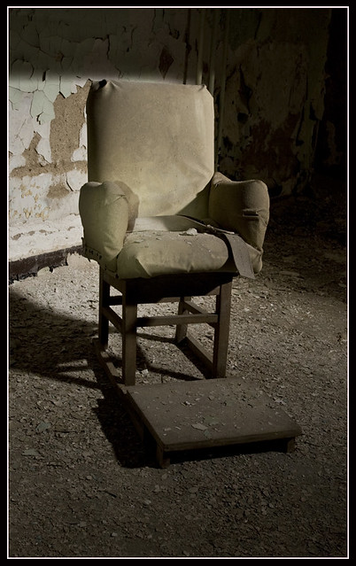 scary chair flickr photo