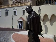 Monaco Grimaldi monk