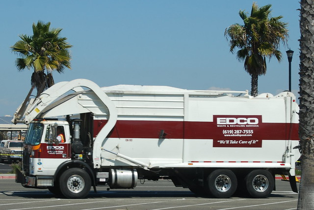 Edco Waste Amp Recycling Services Truck Flickr Photo