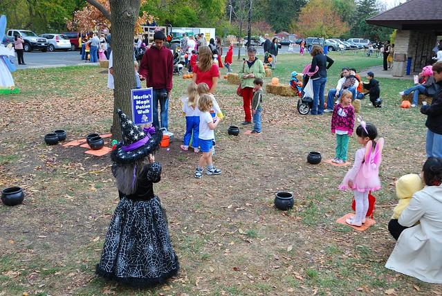 Naperville Illinois Halloween