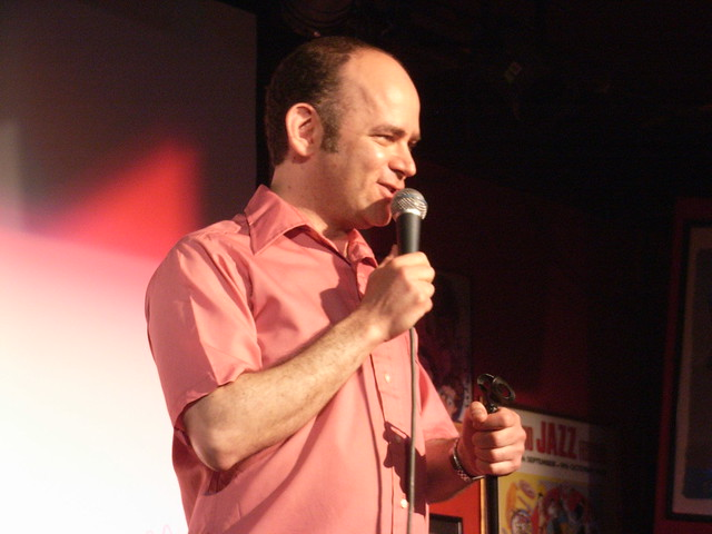 Review: Todd Barry @ The Deaf Institute, Manchester, Sunday 10th June 2012