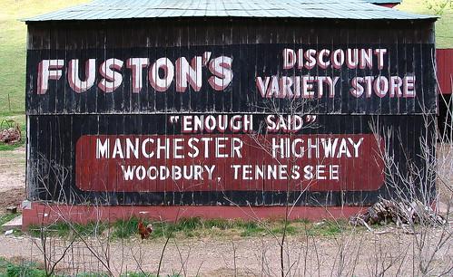 Fuston's