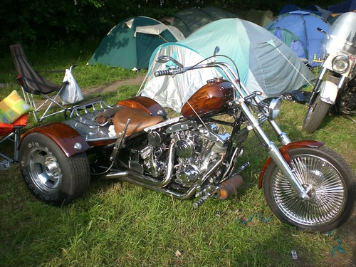 Harley Davidson - Trike