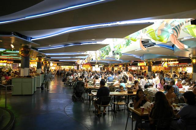 Ala Moana Food Court Stores