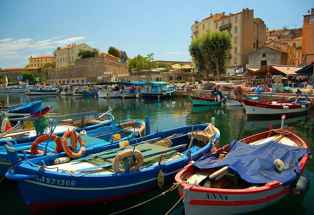 Ajaccio is de 2e bezienswaardigheid uit de  Bezienswaardigheden Corsica Top 10