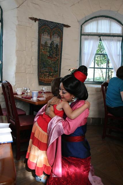 Gemma and Mulan