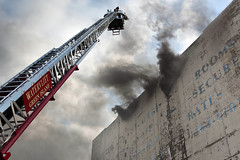 Fire at the Central Warehouse - Albany, NY - 10, Oct - 04.jpg by sebastien.barre