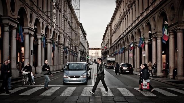 20101024 - Pedastrian Crossing Turin - IMG_8139