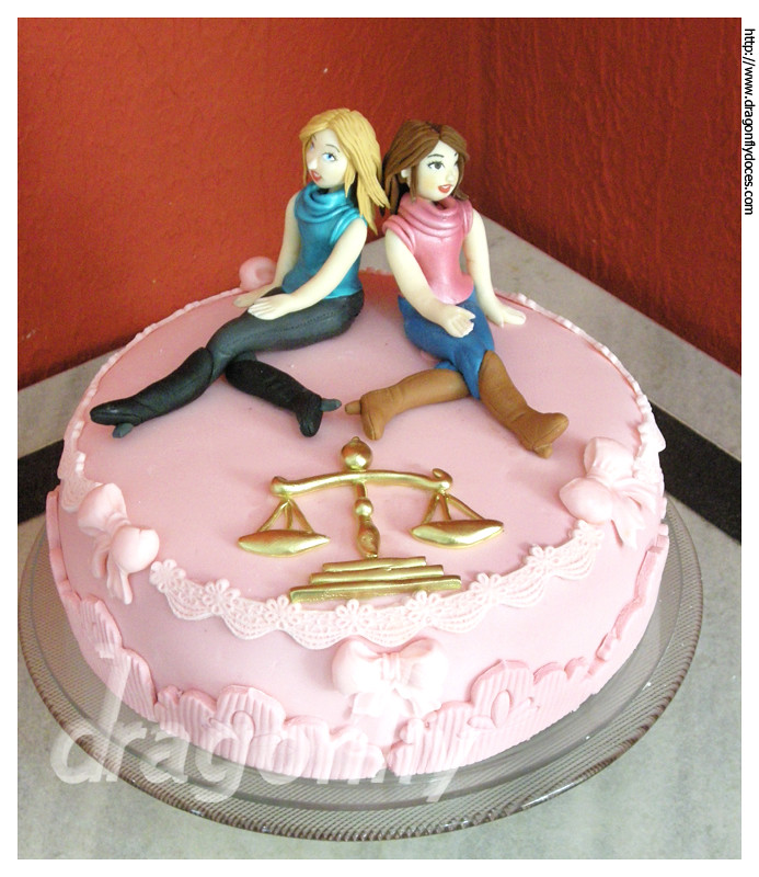 A Cake For Twins