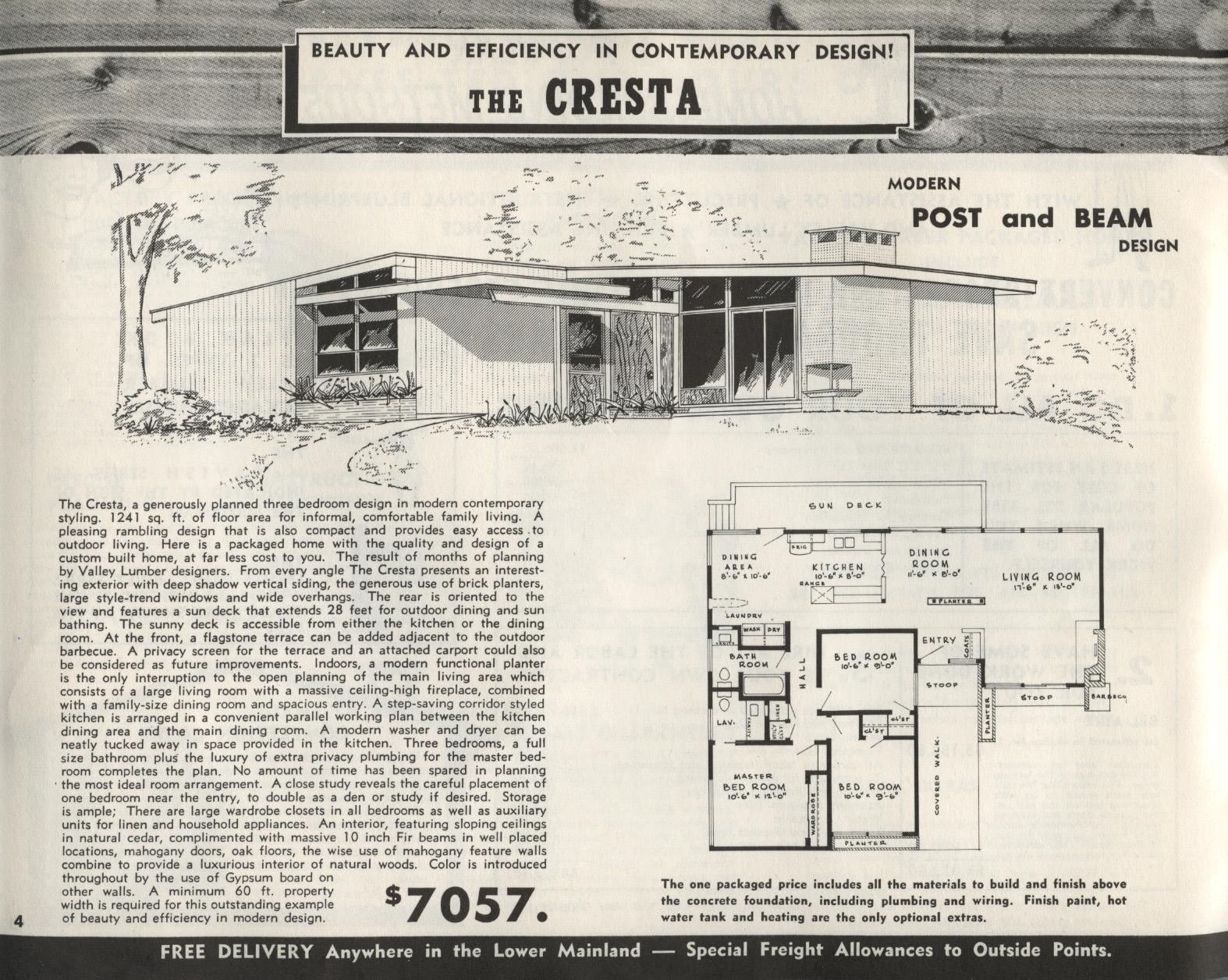 the cresta