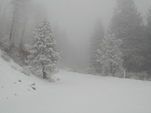 Shermans Pass in April 2007