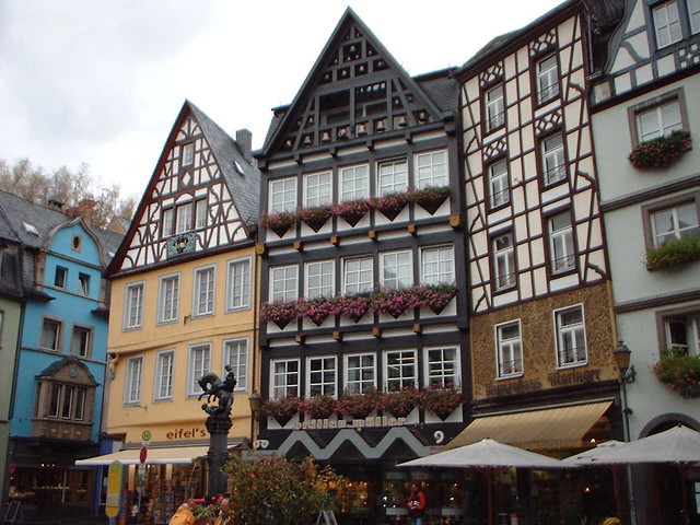 Cochem, Germany, Fujifilm FinePix1300
