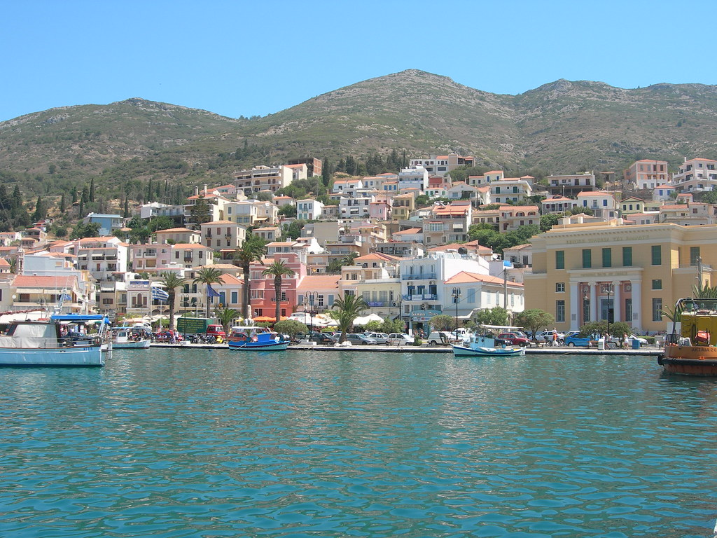 Samos Travel Guide for Greece - Hellas Holiday