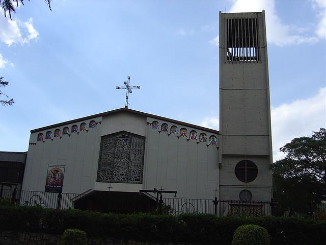 Iglesia San Jorge , Montalban , Caracas - Venezuela