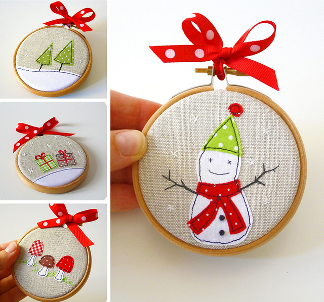 best 25 handmade christmas ideas the36thavenuecom these are gorgeous
