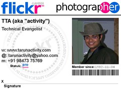 My ID... by tarunactivity