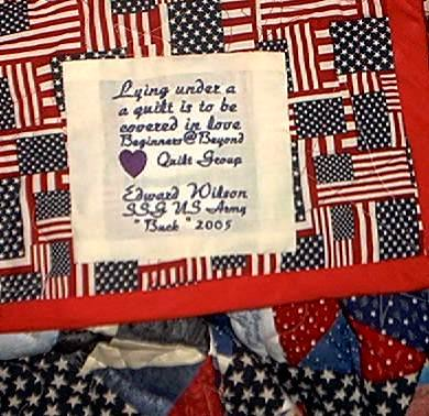 military quilts - a gallery on Flickr : military quilts - Adamdwight.com