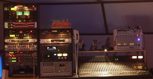 Performance/recording studio