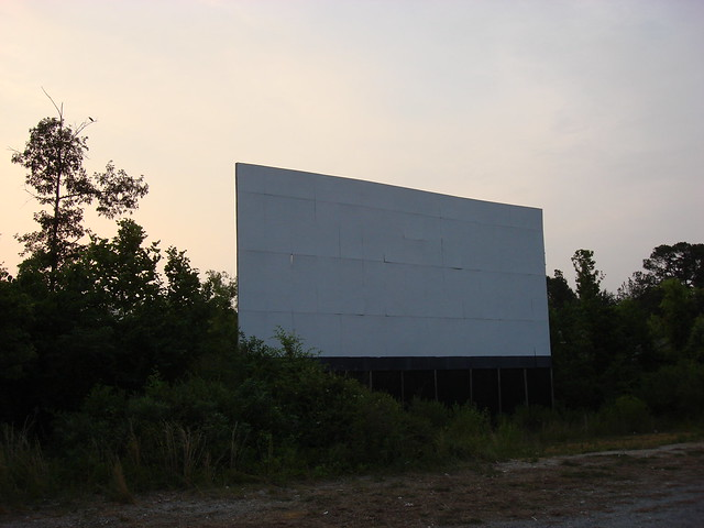 Drive-In Screen, Argo Alabama