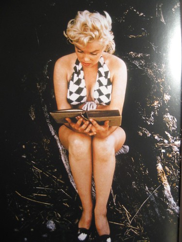 marilyn by eve arnald