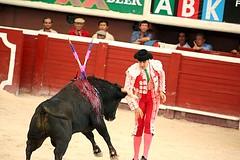 Toreador Bullfight Plaza de Toros cancun Mexico 2 102