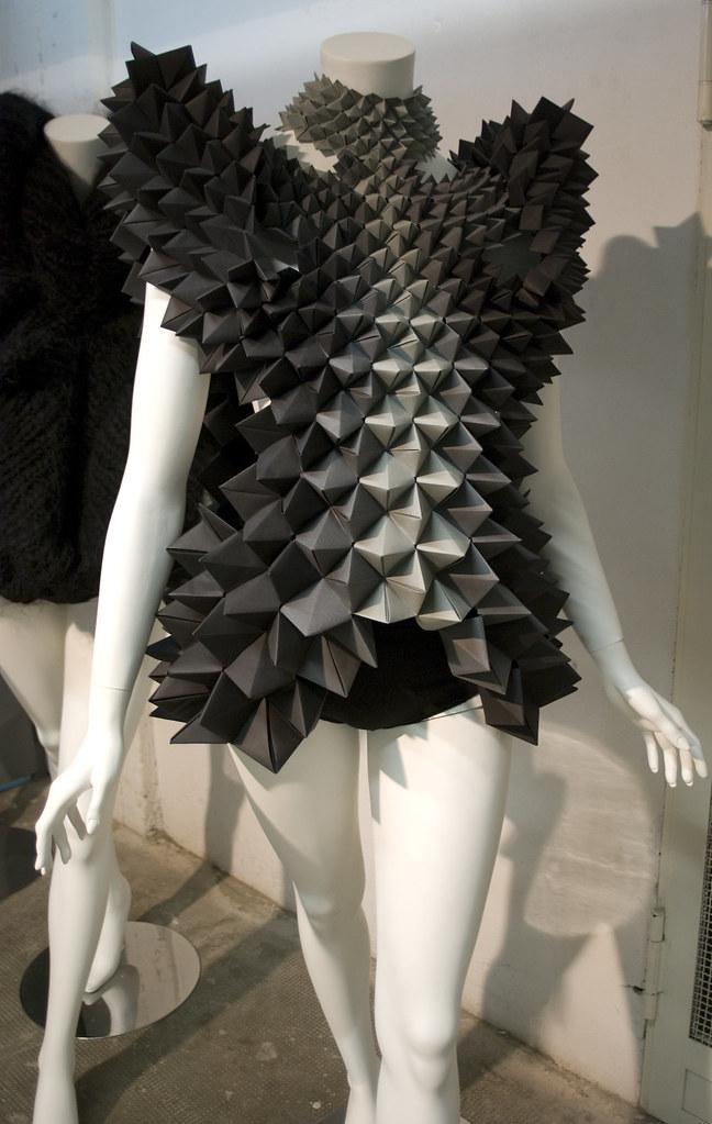 Cubic dress