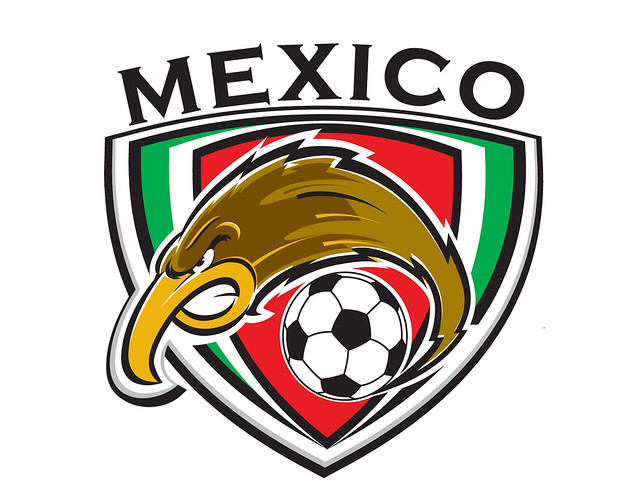 Logo soccer mexico flickr photo sharing for Mexican logos pictures