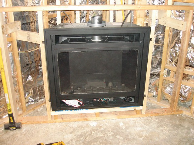 Napoleon Direct Vent Gas Fireplace Flickr Photo Sharing