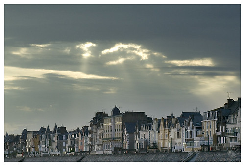 Morning at Saint-Malo