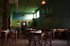 restaurant, room, interior design, cafã©,