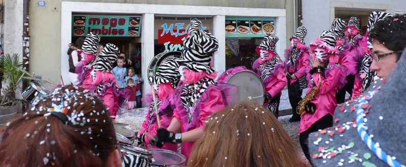 Solothurn Carnival 2007