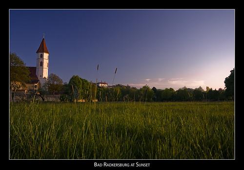 sunset church meadow radkersburg