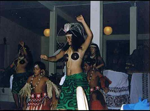 Cook Island Drum Beats Brisbane
