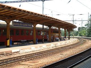 Bratislava station