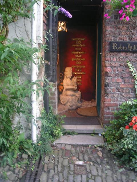 Rye doorway