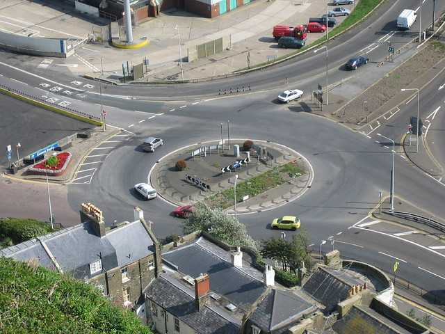 another roundabout