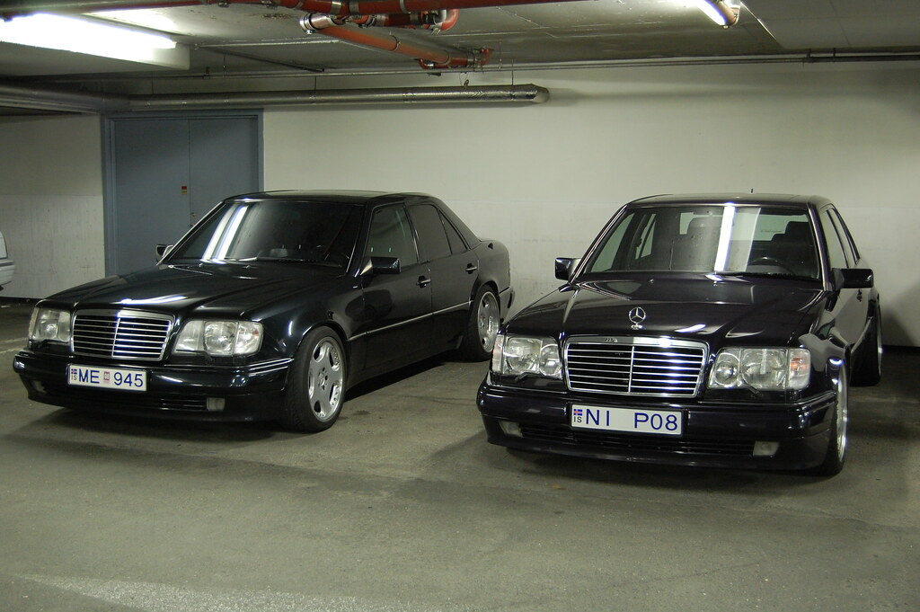 Would you trade your e34 for a w124 500e mercedes page 2 for Mercedes benz w124 230e workshop manual