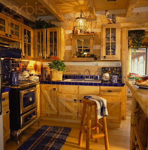 country style kitchen furniture country style