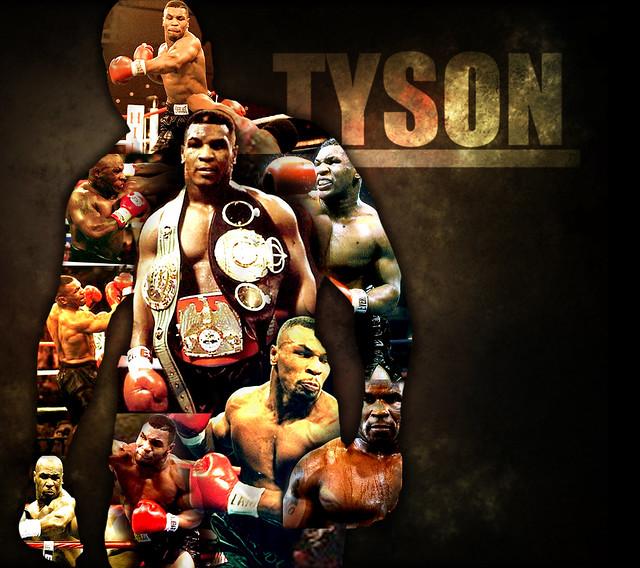 Mike Tyson !!