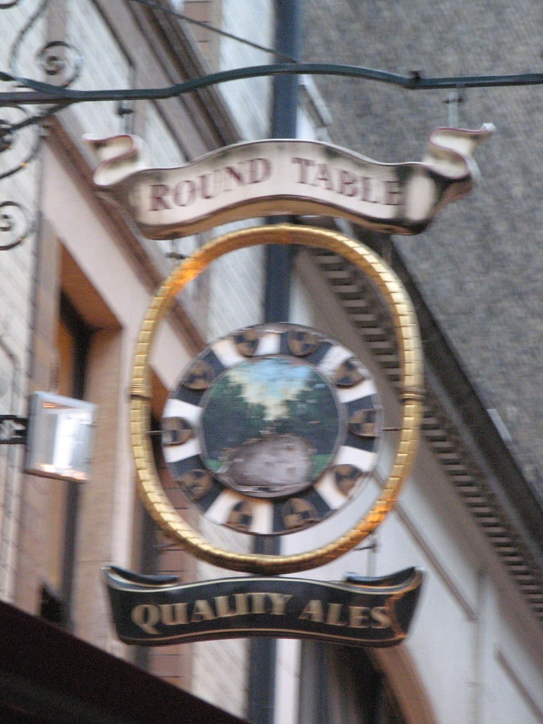 Round Table Pub, Leicester Square, London
