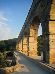 Pont du Gard - 06, Sep - 02 by sebastien.barre