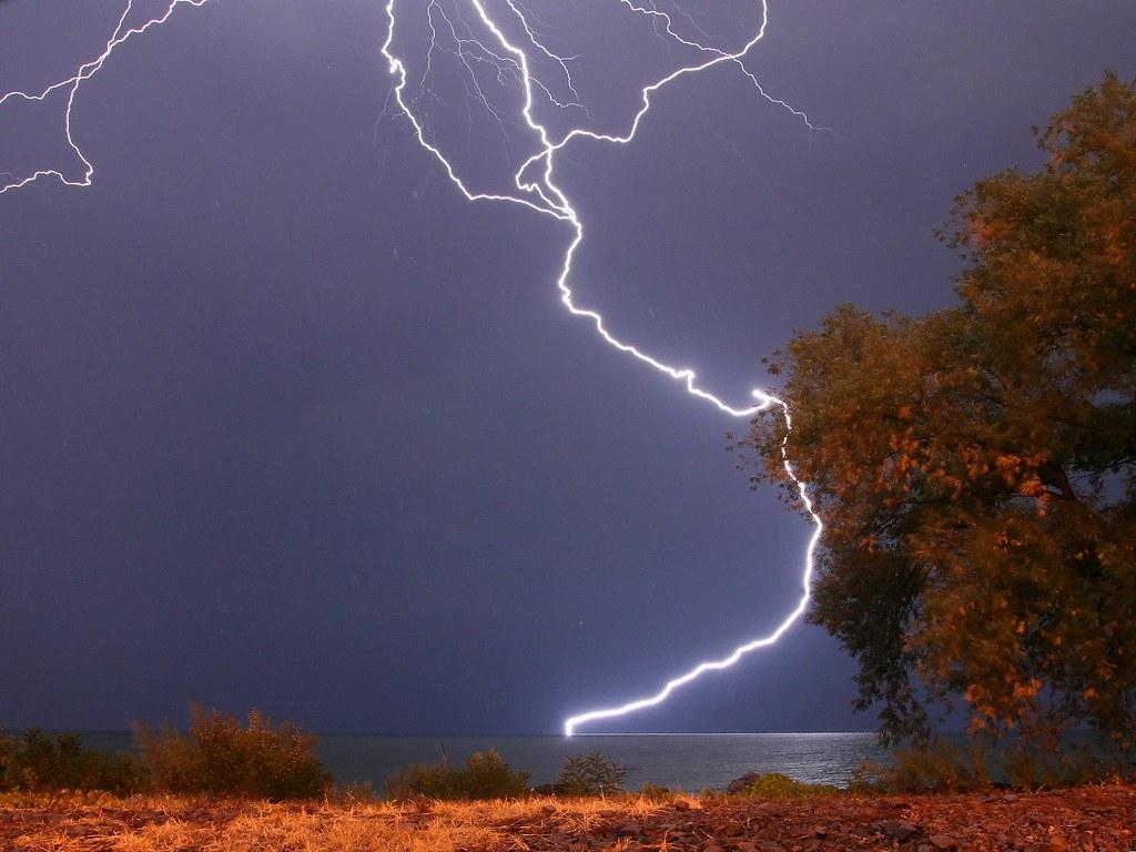 Lightning - September 26, 2007