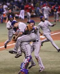 Texas Rangers ALDS 2010
